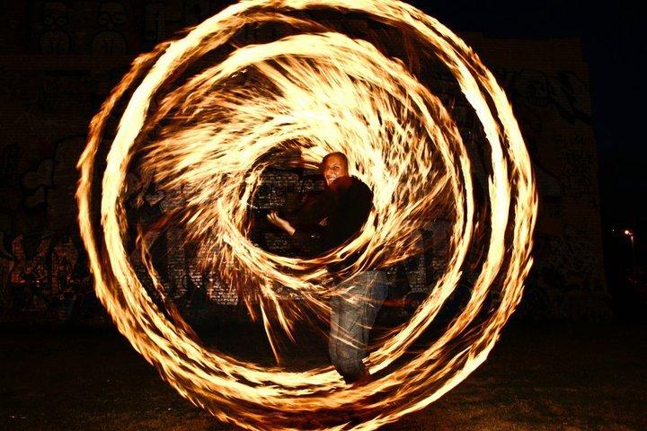 M8iN in fire